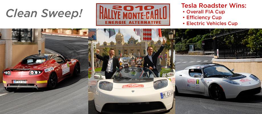 Tesla Roadster geht mit E-Antrieb auf Weltreise