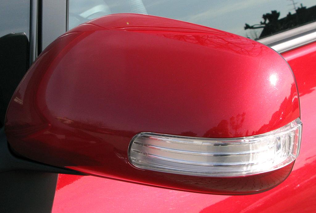 Toyota Auris: Außenspiegel.