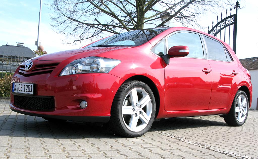 Toyota Auris: Die Neuauflage kommt dynamischer daher.