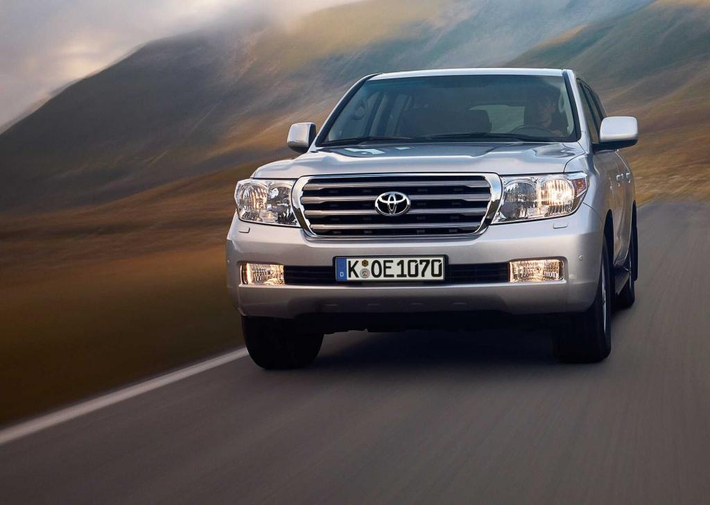 Toyota Land Cruiser V8 erwies sich im Dauertest als