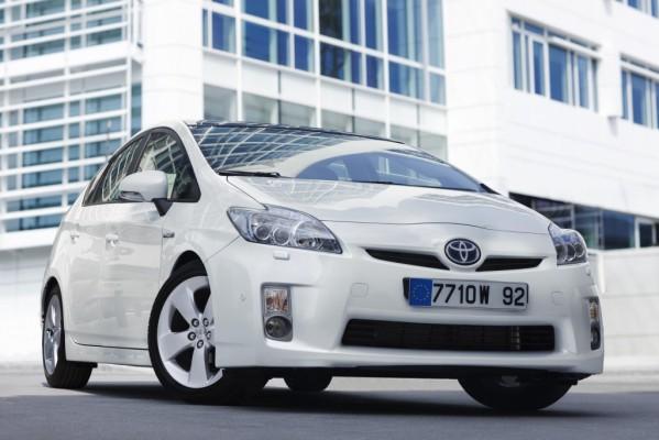 Toyota Prius Plug-in Hybrid: Leise in die Zukunft