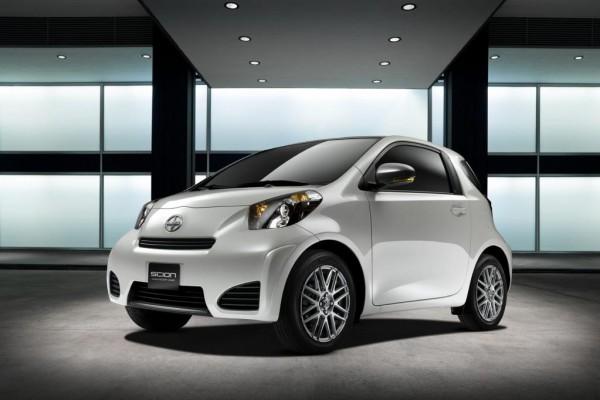 Toyota iQ für die USA