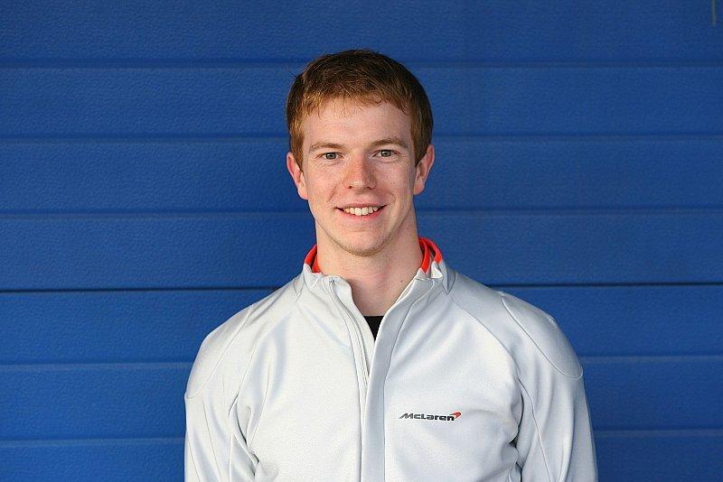 Turvey möchte mit McLaren-Hilfe nach oben: Ingenieurs-Abschluss als Bonus