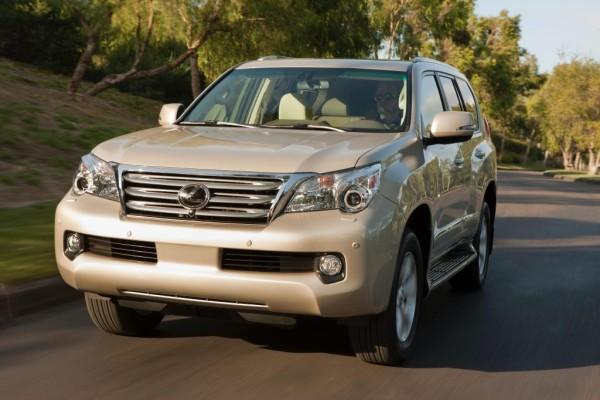 Verkaufs-Stopp für Lexus GX aufgehoben