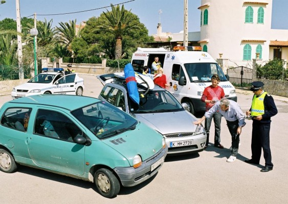 Verkehrsopferhilfe: Unfall-Service oft unbekannt