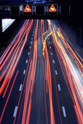 Verkehrszählung auf deutschen Bundesfernstraßen