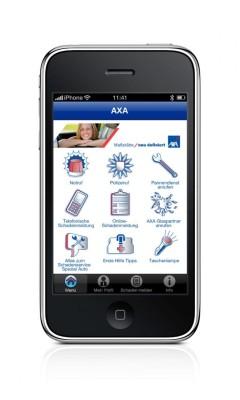 Versicherung bietet Unfallhilfe-App