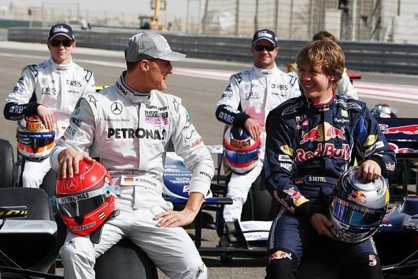 Vettel für Schumacher Favorit auf den Titel: Er hätte beide Rennen gewonnen