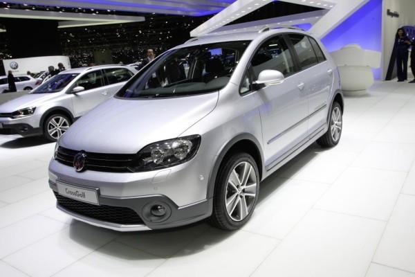 Volkswagen Cross Golf ab sofort bestellbar
