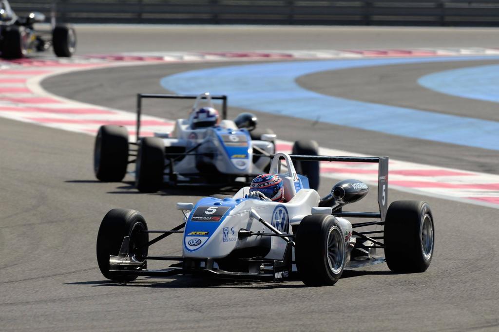 Volkswagen Motorsport: Sieg in der Formel 3 Euro Serie