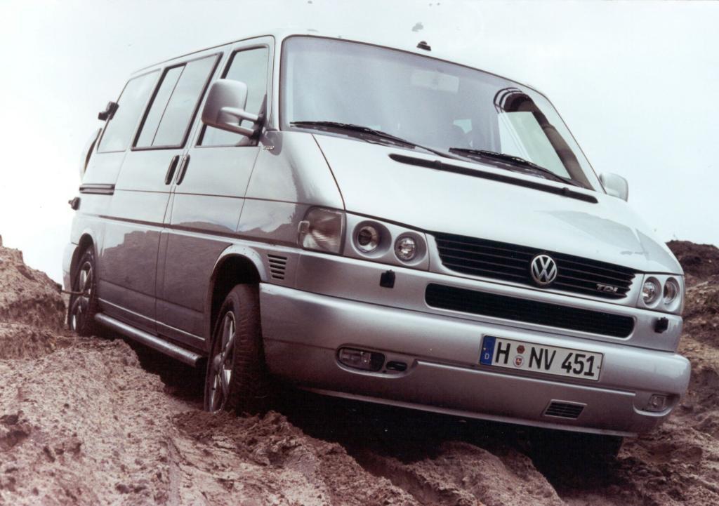 Volkswagen T 4 Syncro.