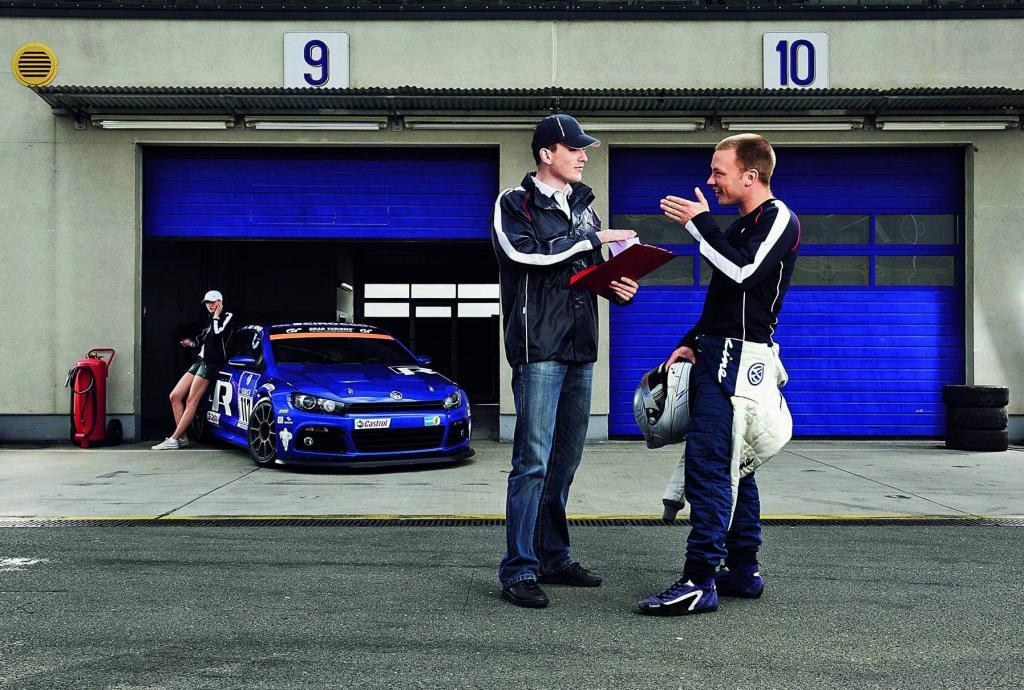 Volkswagen Zubehör: Motorsport-Feeling auch abseits der Rennstrecke