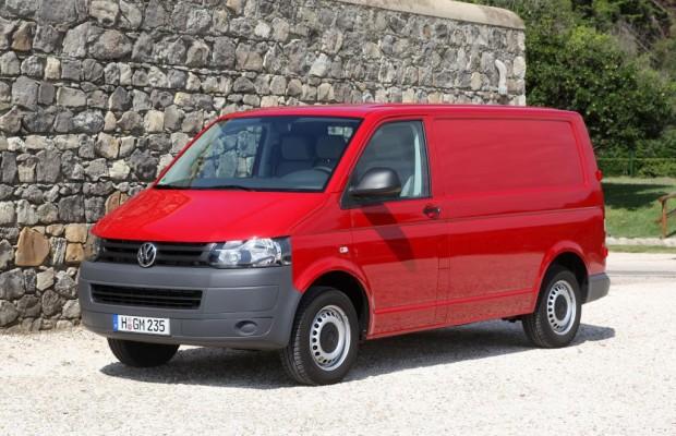 Volkswagen setzte 13,7 Prozent mehr Nutzfahrzeuge ab