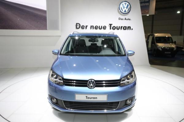 Volkswagen startet Vorverkauf des Touran