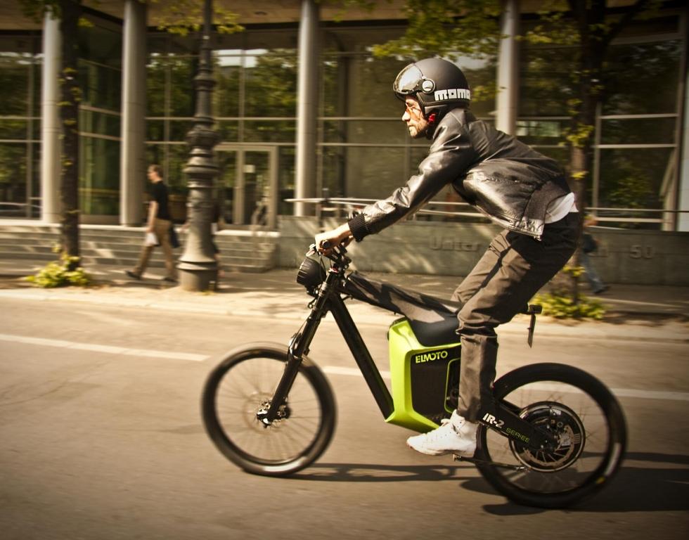 Watt ihr Volt: Elektro-Motorräder