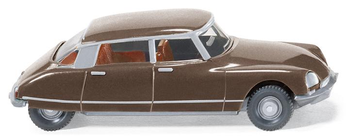 Wiking lässt Citroën DS und Opel Admiral wieder aufleben