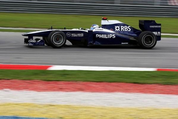 Williams arbeitet an schwachen Starts: In den Griff bekommen