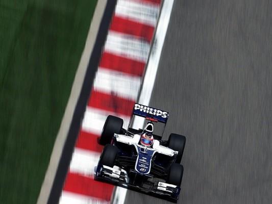 Williams verlässt China ohne Punkte: Barrichello und Hülkenberg sind enttäuscht
