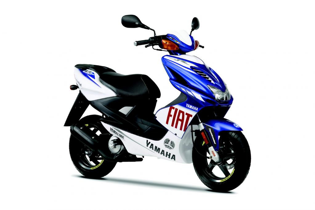 Yamaha legt MotoGP-Roller neu auf