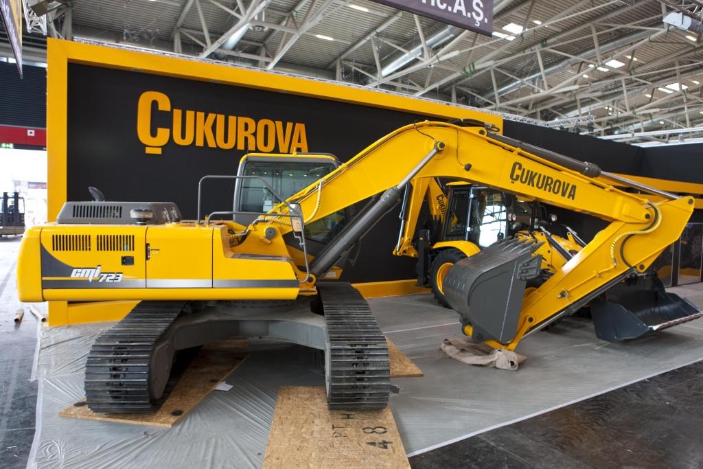 bauma 2010: Fachmesse der Baubranche öffnet in München
