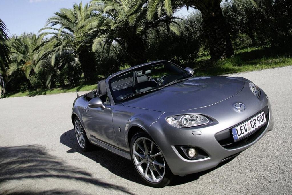 Mazda feiert mit Sondermodellen