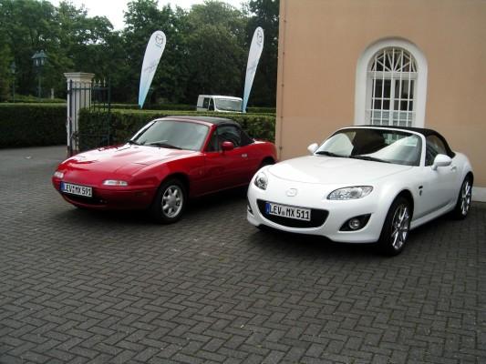 20 Jahre Mazda MX-5: Wiedergeburt einer Legende