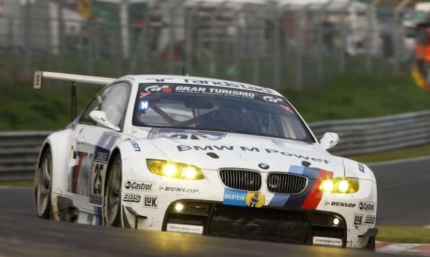 24-Stunden-Rennen Nürburgring 2010: BMW siegt in der ''Grünen Hölle''