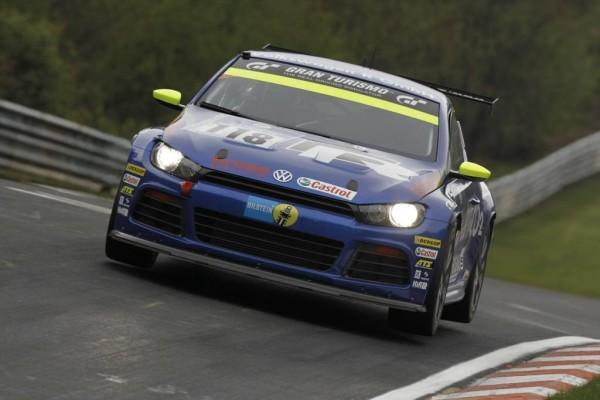 24-Stunden-Rennen Nürburgring 2010: Gute Ausgangsposition für die Scirocco GT24-CNG
