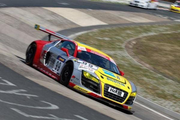 24-Stunden-Rennen Nürburgring 2010: Sieben Audi R8 LMS am Start
