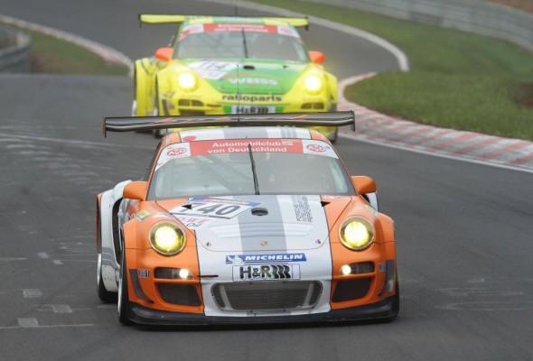 24-Stunden-Rennen Nürburgring: Porsche hat den Gesamtsieg im Visier