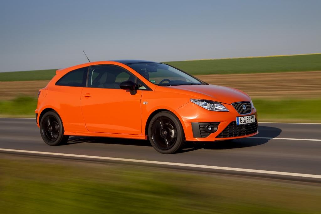 300 nummerierte Exemplare: Seat Ibiza SC ''Sport Limited''