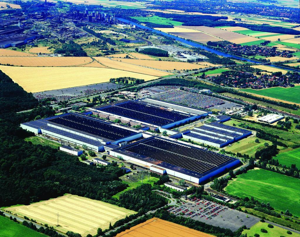 40 Jahre Volkswagen Salzgitter: Tag der offenen Tür am 20. Juni