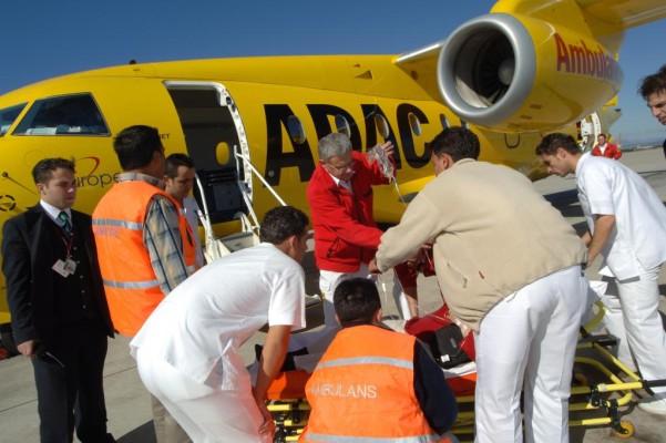 ADAC-Ambulanzdienst holte 15 200 Menschen zurück