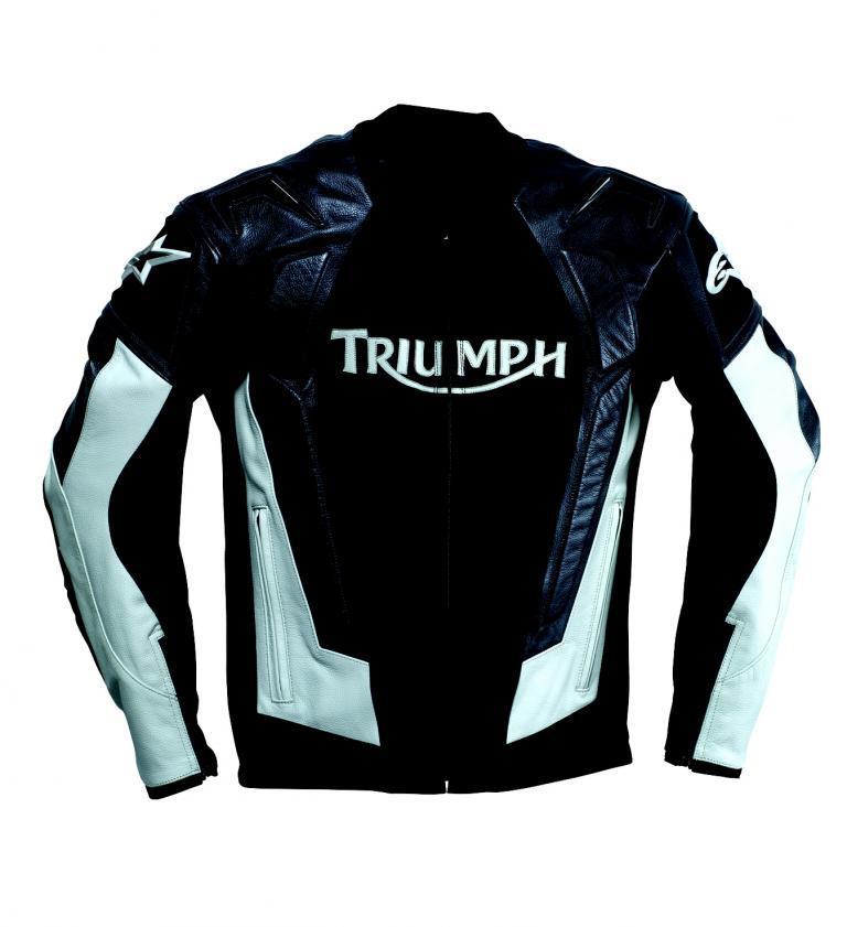 AS2-Jacke von Triumph.