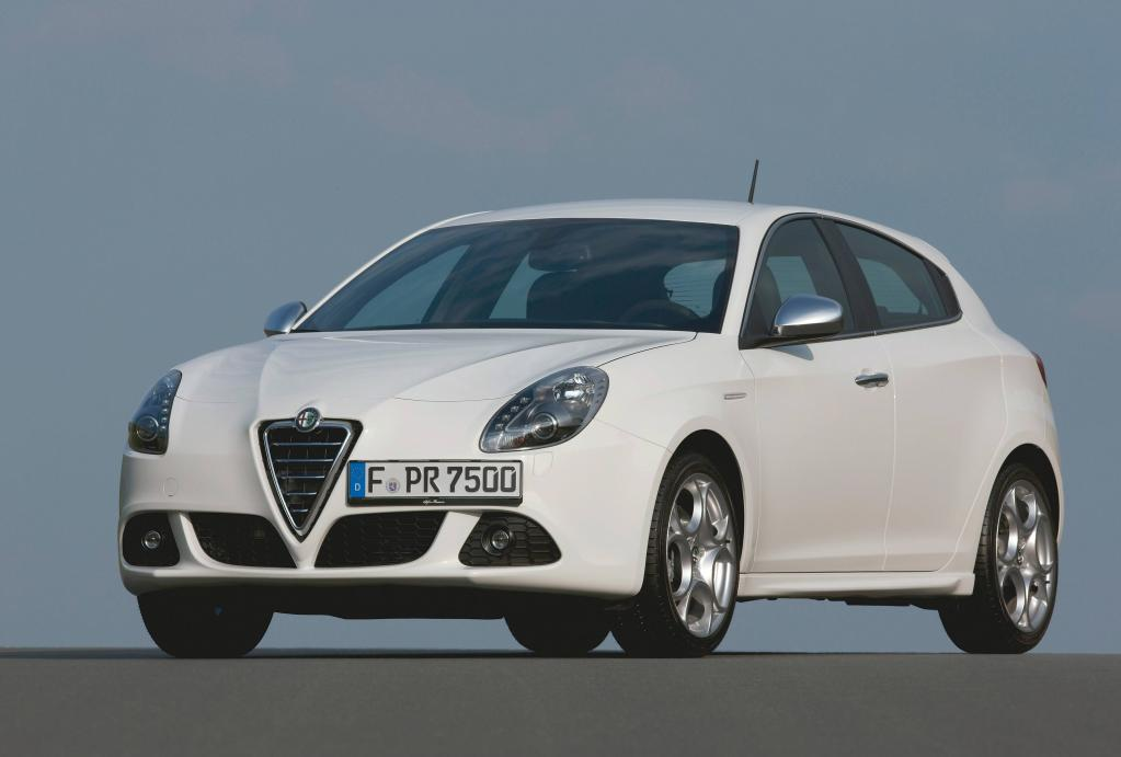 Alfa Romeo Giulietta gewinnt europäischen ''Auto-Bild''-Design-Award