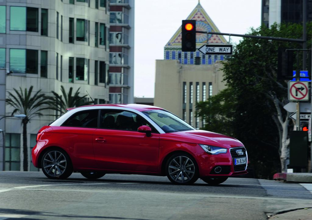 "Audi A 1 in ""The next big thing""."