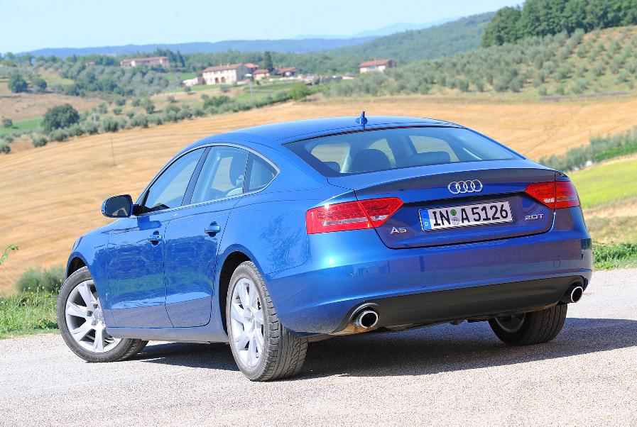 Audi A5 2.0 T Sportback.