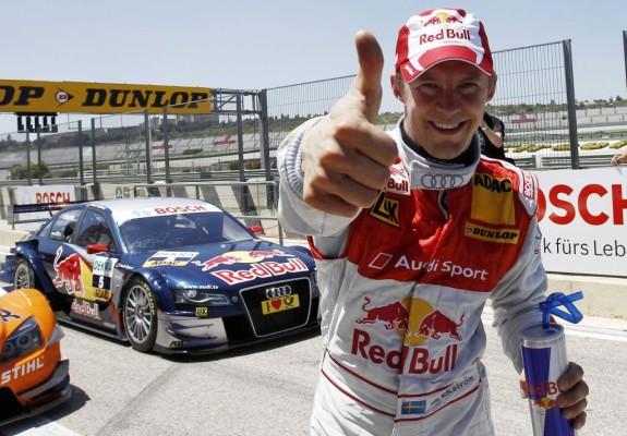 Audi-Fahrer Ekström erfüllt sich NASCAR-Traum