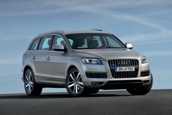 Audi Q7: Motor-Verkleinerung beim großen SUV
