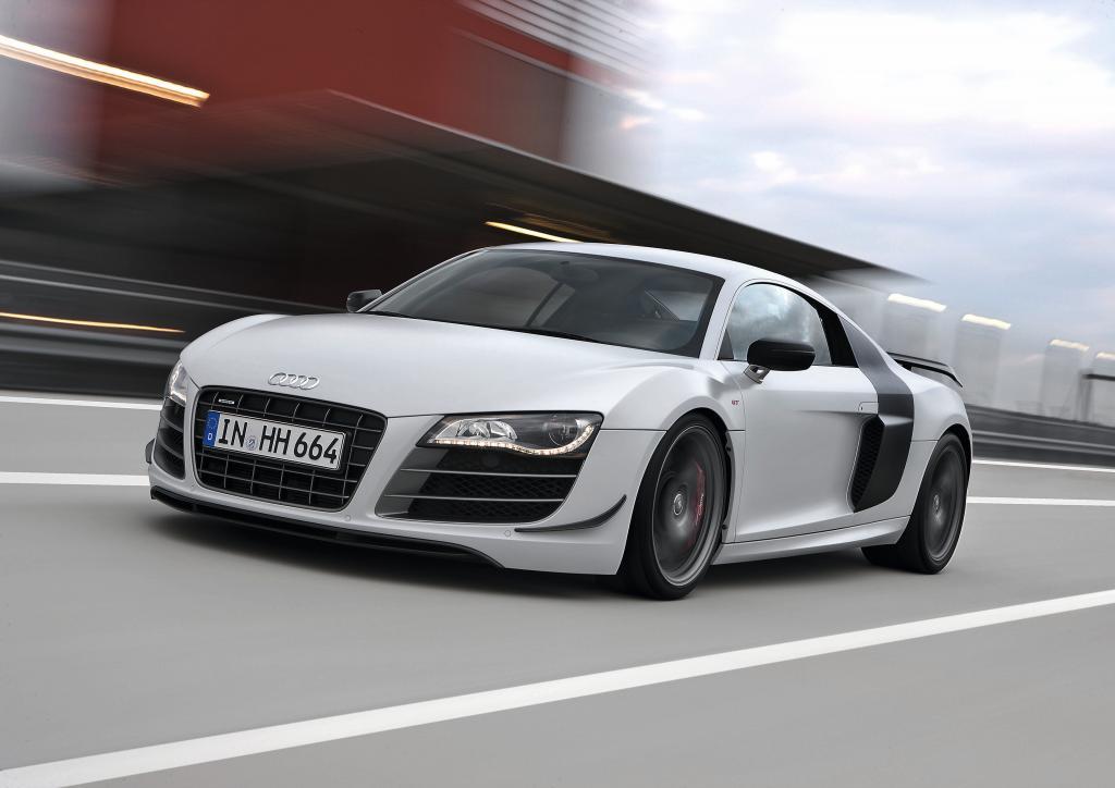 Audi R 8 GT.