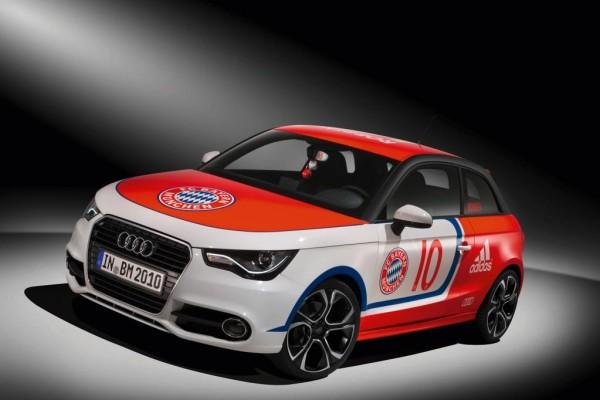 Aufgemotzte Audi A1 für Golf GTI-Fans