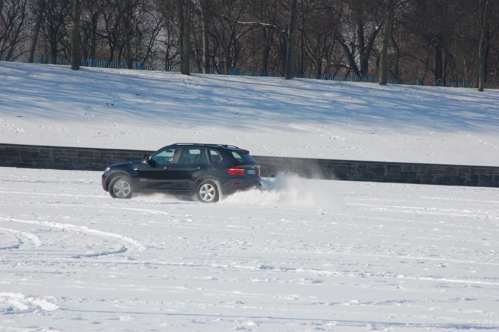 Ausfahrt BMW X5 xDrive30d: Bayerische Offroad-Eleganz