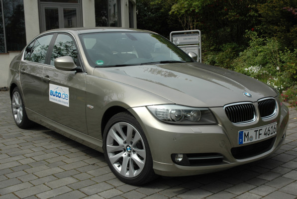 Auto im Alltag: BMW 3er-Diesel