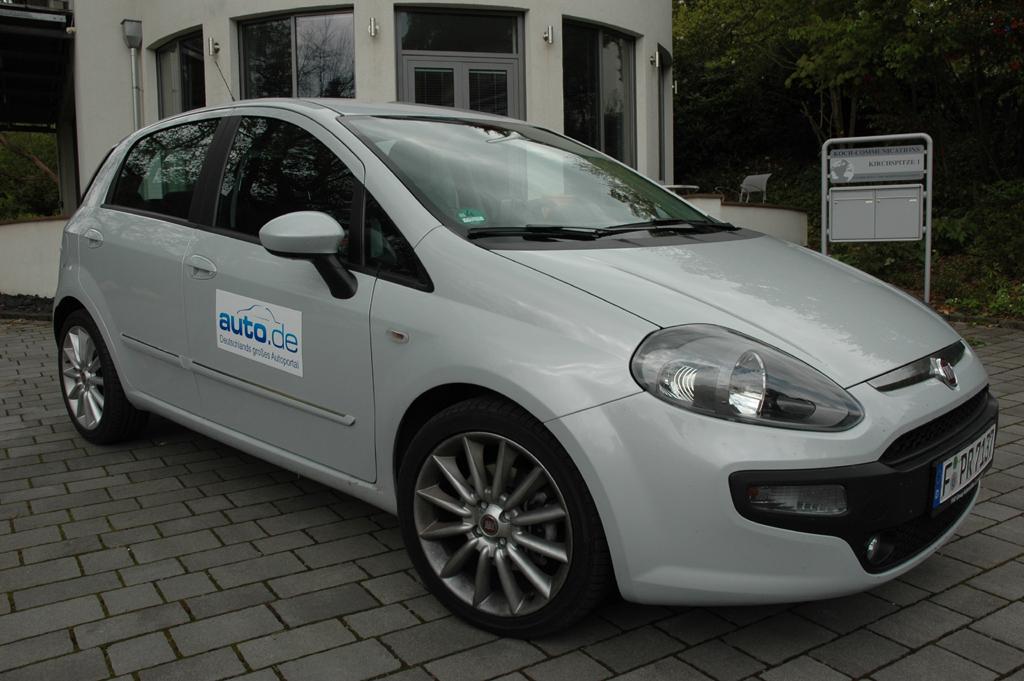 Auto im Alltag: Fiat Punto Evo