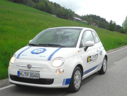 AvD ist Partner der neuen Elektro-Straßenrallye ''e-miglia''