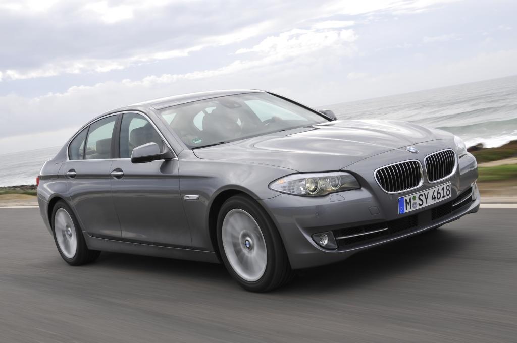 BMW 5er Limousine.