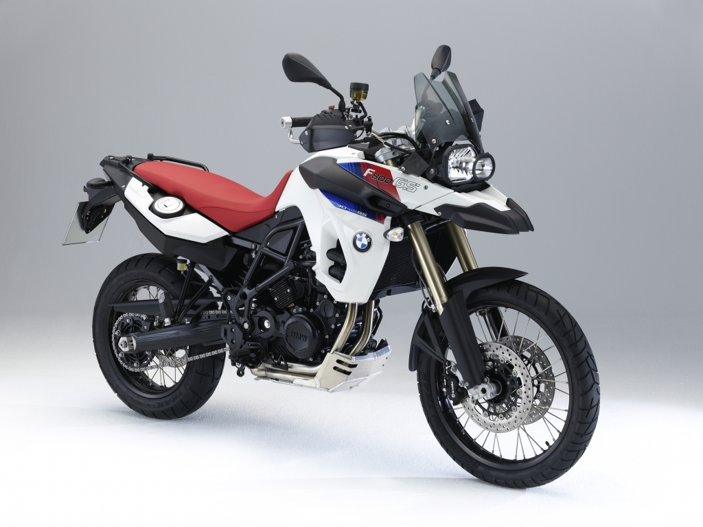 BMW F 800 GS, Sondermodell