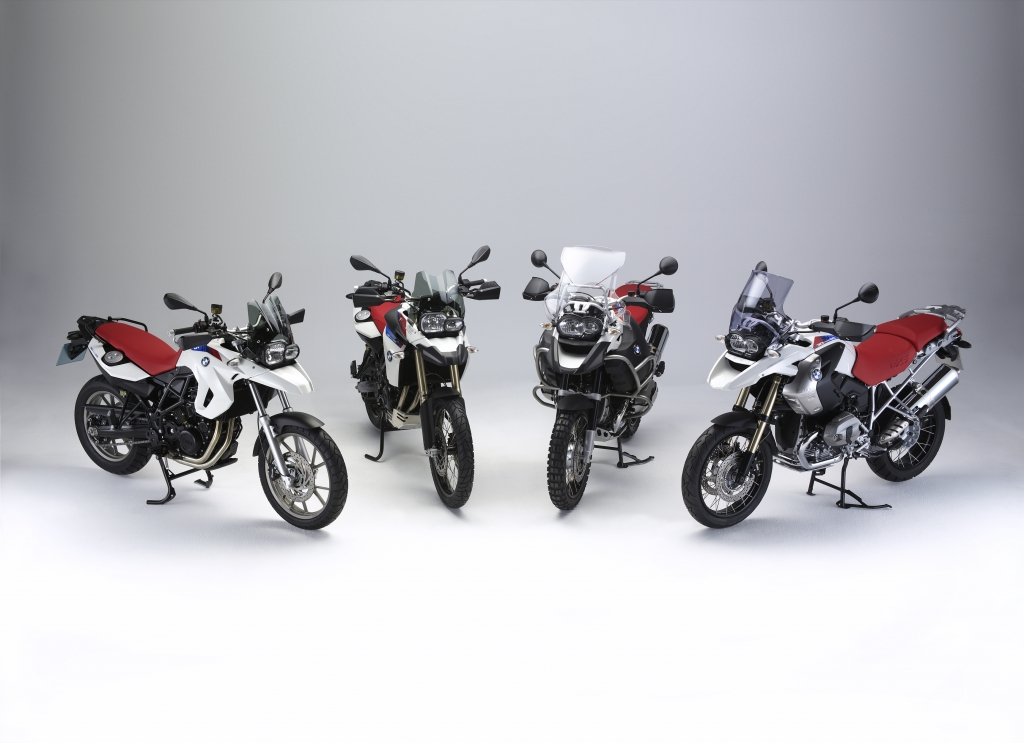 BMW Motorrad Sondermodelle