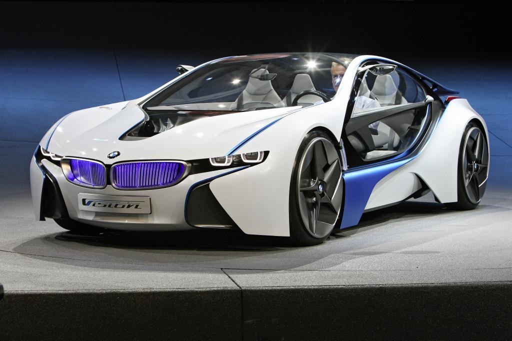 BMW Vision Effeciency Dynamics