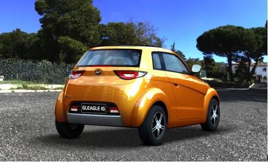 Billigstes Auto der Welt aus China